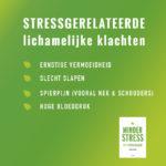 stress lichamelijke klachten