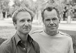 Bram Bakker en Koen de Jong