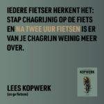 Kopwerk Aart Vierhouten Koen de Jong quote