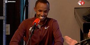 Atleet zonder grenzen Abdi Nageeye