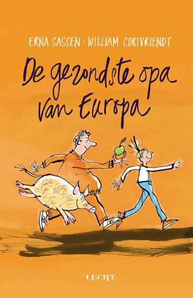 De gezondste opa van Europa