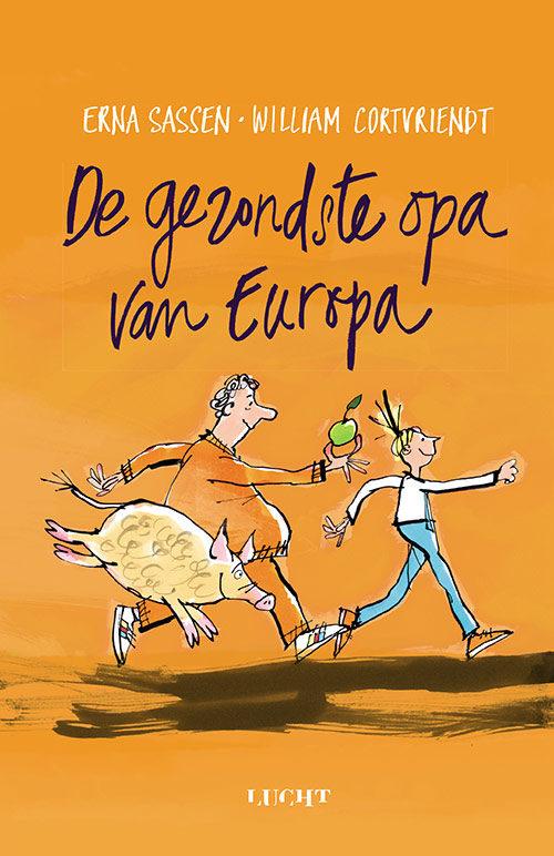 De gezondste opa van Europa William Cortvriendt Erna Sassen