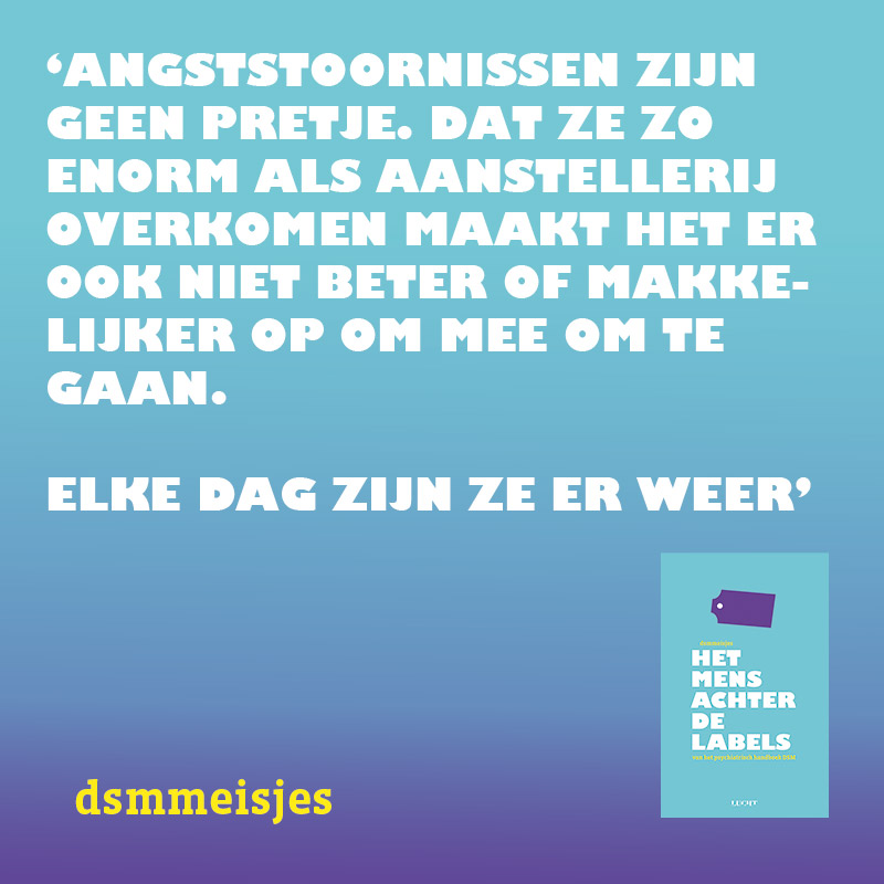 dsmmeisjes quote
