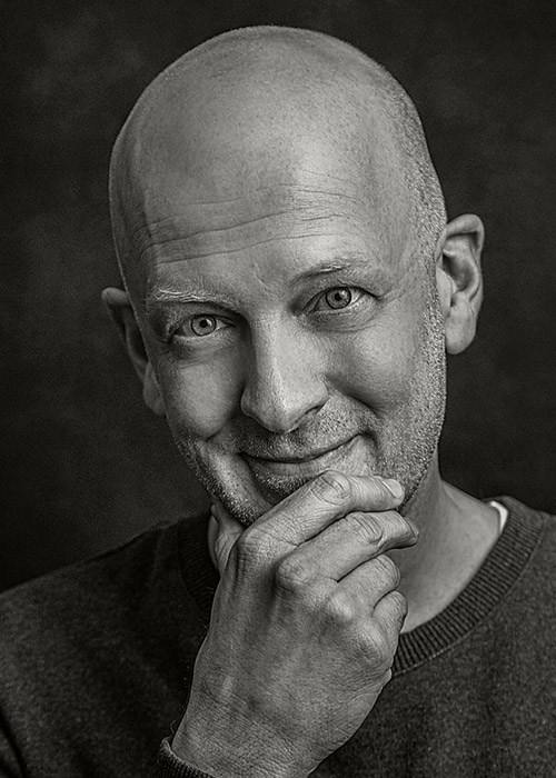 Dennis van Aalst auteur Jezelfhulpboek