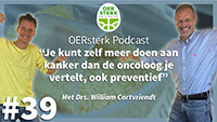Oersterk podcast met William Cortvriendt