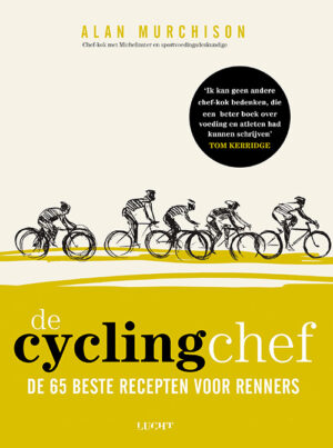 De Cycling Chef Alan Murchison
