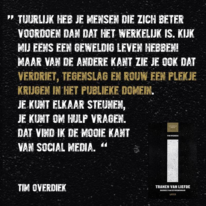 Tim Overdiek Tranen van liefde