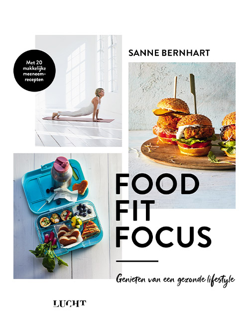 Fit focus food Sanne Bernhart